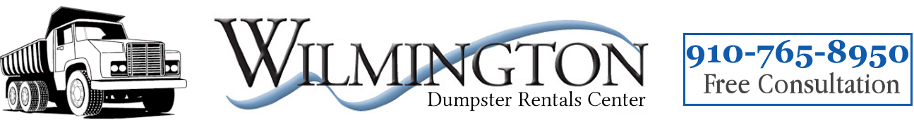 Dumpster Rentals Wilmington Center